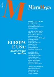 Micromega: 5/2017 - copertina