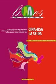 Limes - Cina-Usa, la sfida - copertina