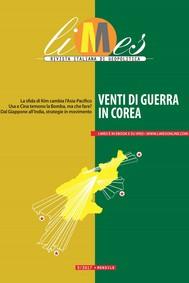 Limes - Venti di guerra in Corea - copertina