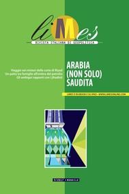 Limes – Arabia (non solo) Saudita - copertina