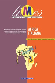 Limes - Africa italiana - copertina