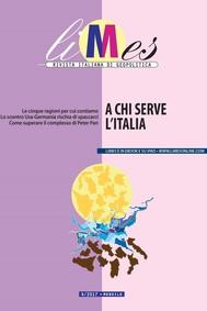 Limes – A chi serve l'Italia - copertina