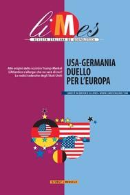 Limes – Usa-Germania duello per l'Europa - copertina