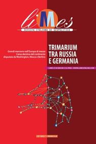 Limes - Trimarium tra Russia e Germania - copertina
