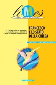 Limes - Francesco e lo stato della Chiesa - copertina