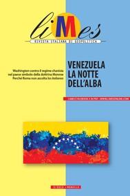 Limes - Venezuela, la notte dell'Alba - copertina