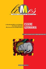 Limes - Essere Germania - copertina
