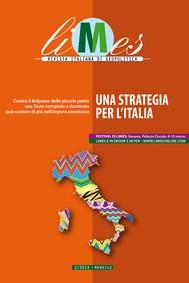 Limes - Una strategia per l'Italia - copertina