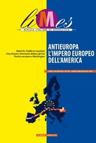 Limes - Antieuropa, l'impero europeo dell'America - copertina