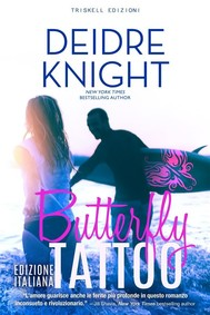 Butterfly Tattoo - copertina