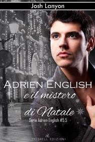 Adrien English e il mistero di Natale - copertina