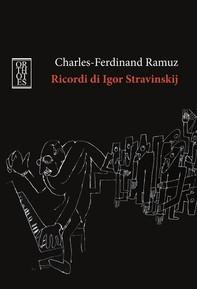 Ricordi di Igor Stravinskij - Librerie.coop
