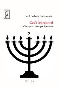 Cos'è l'ebraismo? - Librerie.coop