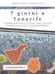 7 giorni a Tenerife - copertina
