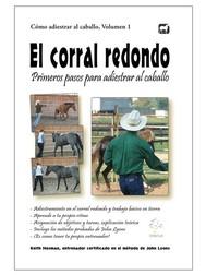 El corral redondo: Primeros pasos para adiestrar al caballo - copertina