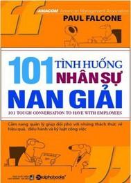 101 Tình Huống Nhân Sự Nan Giải - copertina