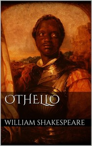 Othello, the Moor of Venice - copertina