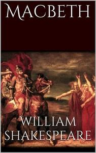 Macbeth  de William Shakespeare - copertina