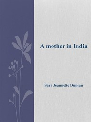 A mother in India - copertina