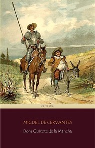 Dom Quixote de la Mancha - copertina