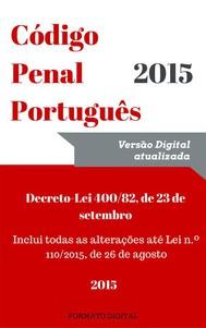 Código Penal Português - copertina