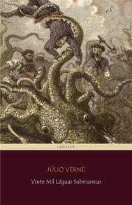 20000 Léguas Submarinas - copertina
