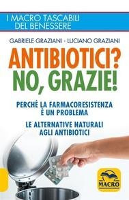 Antibiotici? No, Grazie - copertina