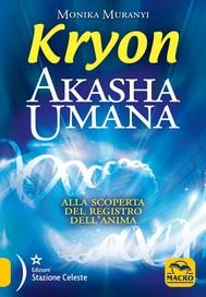 Akasha Umana - Kryon - copertina