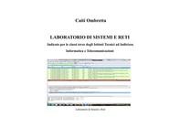 Laboratorio di Sistemi e reti - Librerie.coop