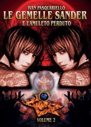 Le gemelle Sander e l'amuleto perduto - copertina