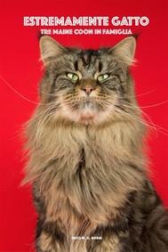 Estremamente gatto - Tre Maine Coon in famiglia - copertina