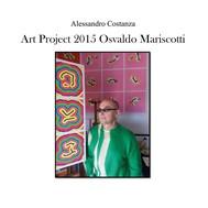 Art Project 2015 - Osvaldo Mariscotti - copertina
