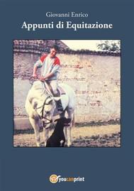 Appunti di Equitazione - copertina