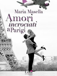 Amori incrociati a Parigi - copertina