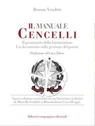 Il manuale Cencelli - copertina