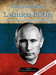 L'amico Putin - copertina