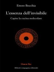 L'essenza dell'invisibile - copertina