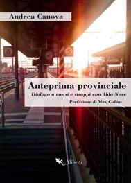 Anteprima provinciale. - copertina