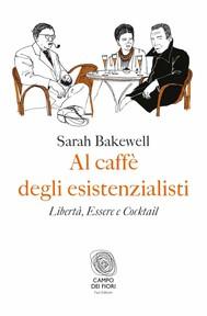 Al caffè degli esistenzialisti - copertina
