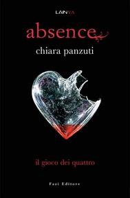 Absence - copertina