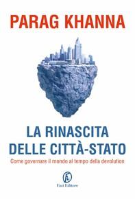 La rinascita delle città-Stato - Librerie.coop