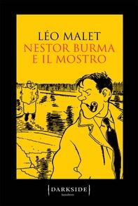 Nestor Burma e il mostro - Librerie.coop