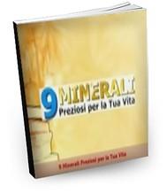 9 Minerali Preziosi per la Tua Vita - copertina