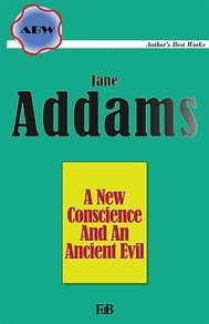 A New Conscience And An Ancient Evil - copertina