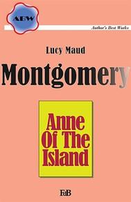 Anne of the Island - copertina