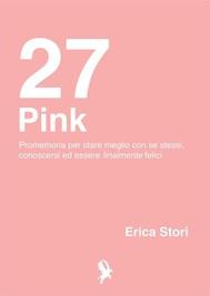 27 Pink - copertina
