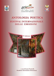 Antologia poetica - Festival internazionale delle emozioni - III edizione - copertina