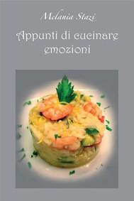 Appunti di cucinare emozioni - copertina