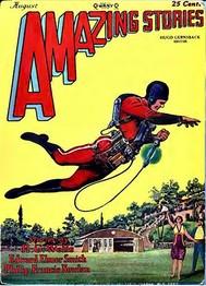 Amazing Stories - copertina