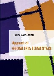 Appunti di geometria elementare - copertina